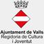 Ajuntament de Valls, Regidoria de Cultura i Joventut